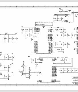 라즈베리파이 Model B 회로도 Ver2.0