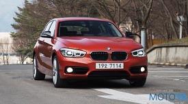 달라진 얼굴, 변치 않은 즐거움 - BMW 118d Sport 시승기