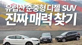 유럽산 준중형 디젤 SUV 진짜 매력 찾기