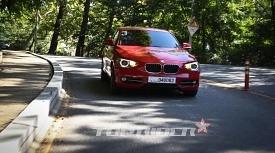 [시승기] BMW 1시리즈 해치백..
