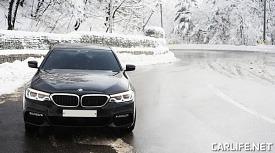 [롱텀 시승기 2회] 다사한 겨울나기 ,BMW 530i