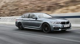BMW 540i, 가장 BMW다운 5시리즈