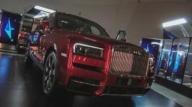 [리얼시승기]  롤스로이스 최초 SUV '컬리넌' 경쟁차 無..가격은 4억 6900만원부터