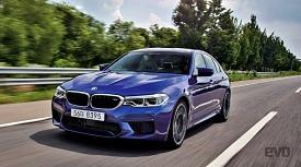 속도를 향한 열정, BMW M5