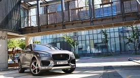 [시승기] 재규어 SUV의 대들보, 재규어 F-페이스 S 3.0d AWD