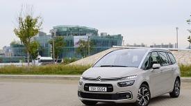 [자유로 연비] 최고의 효율성을 자랑하는 패밀리 미니밴 '시트로엥 그랜드 C4 피카소'