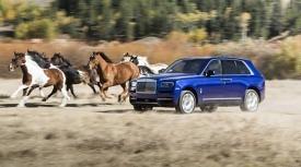 [시승기] 컬리넌, 힘들이지 않고 어디든 달리는 신개념 SUV