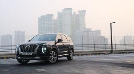 [자유로 연비] 대형 SUV의 기대주, 현대 팰리세이드 2.2d HTRAC의 자유로 연비는?