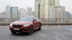 [자유로 연비] 강력한 토크로 구현한 BMW X4 M40d의 효율성