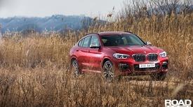 만능을 원한다면, BMW X4 M40d