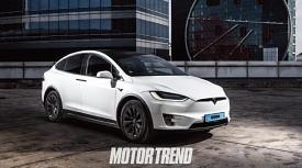 미래를 달리다, 테슬라 모델 X 100D
