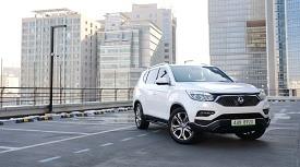 [시승기] 합리적인 한국형 대형 SUV의 존재, 쌍용 G4 렉스턴 헤리티지