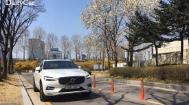 [시승기] 가솔린 SUV의 매력..볼보 XC60 T6