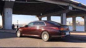 [시승기]제네시스의 '정점'..고급차 G90의 매력 포인트는?
