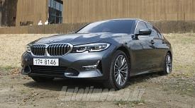 [시승]'명불허전' BMW 7세대 3시리즈