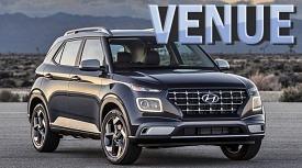 베일 벗은 엔트리 소형 SUV 베뉴, 주요 특징은?