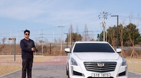 [시승기] 자동차 블로거 라스카도르의 캐딜락 CTS 시승기
