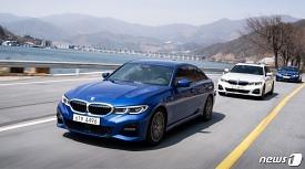 [시승기]BMW, 풀체인지 3시리즈..첨단 옷 입고 '씽씽'