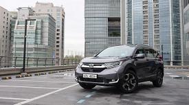 [시승기] 가솔린 SUV의 어필 포인트, 혼다 CR-V 터보 AWD