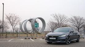 [연비체크] 혼다 어코드 터보 스포츠, 서울에서 인제스피디움까지 달린 연비는?