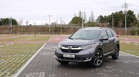 [시승기] 가족을 위한 가솔린 SUV, 혼다 CR-V 터보 AWD