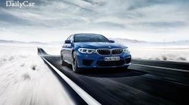 [시승기] 눈부신 여름날의 꿈 같던..BMW M5