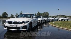 [시승]후륜구동의 참맛, BMW 3시리즈로 느끼다