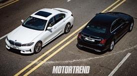난형난제, BMW 320d vs. 메르세데스 벤츠 C 220 d