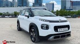 [시승기] '연비 19.2km/l' 뉴 시트로엥 C3 에어크로스 SUV