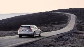 [시승기] 볼보 V60 크로스컨트리 '국도 여행에 새롭게 눈뜨다'