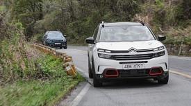 [시승기] 개성에 실용성을 더한 SUV..시트로엥 C5 에어크로스