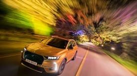 [신차 시승기]어둠 속 빛나는 'DS 7 크로스백'.. 프랑스가 해석한 고급 SUV