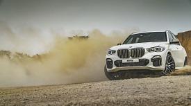[시승기] BMW X5 M50d