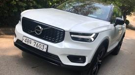 [시승기]'올해의 차' 볼보 XC40.. 검증된 고급 소형 SUV