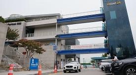 [시승여행] 인천공항 가는 길에서 즐기는 여유, '영종대교 휴게소'