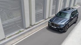 [시승기]BMW의 MONSTER X, X7