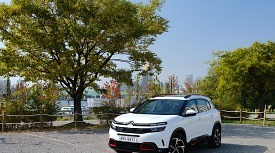 [시승기] 개성 넘치는 프렌치 SUV, 시트로엥 C5 에어크로스 1.5