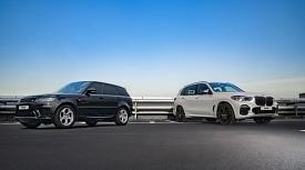 <모터매거진-MATCH> BMW X5 M50d VS 랜드로버 레인지로버 스포츠 SDV6 HSE