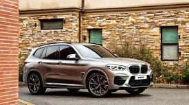 색다른 충격, BMW X3 M