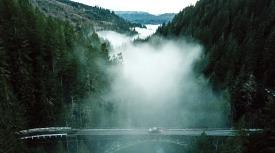 포드 F150과 시애틀의 대자연에 빠지다
