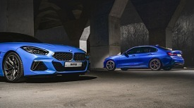 <모터매거진-MATCH> BMW Z4 M40i VS M340i (1)