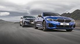 <모터매거진-MATCH> BMW M340i VS 제네시스 G70 3.3 (1)