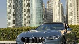 [시승기] BMW 8시리즈 그란 쿠페 '플래그십의 자세'