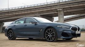 새로운 가치를 품은 BMW 럭셔리 쿠페 - BMW 840i 그란쿠페 시승기