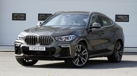 [시승기] BMW 3세대 '뉴 X6 M50d' 쿠페형 SUV를 정의한다!
