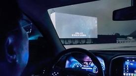 [신차 시승기]야외 활동 특화된 '콜로라도'.. 자동차극장서도 제격