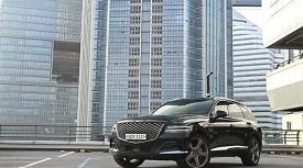 [시승기] 프리미엄 SUV 시장에 대한 확고한 도전장, '제네시스 GV80 3.5 T AWD'