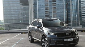 [자유로 연비] 하이브리드로 달리는 중형 SUV, 기아 쏘렌토 하이브리드의 효율성은?