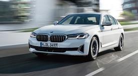 지금 이 순간 가장 완벽한 세단, BMW 5시리즈