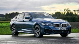 [라이벌 시승기]BMW 5시리즈 vs 벤츠 E클래스